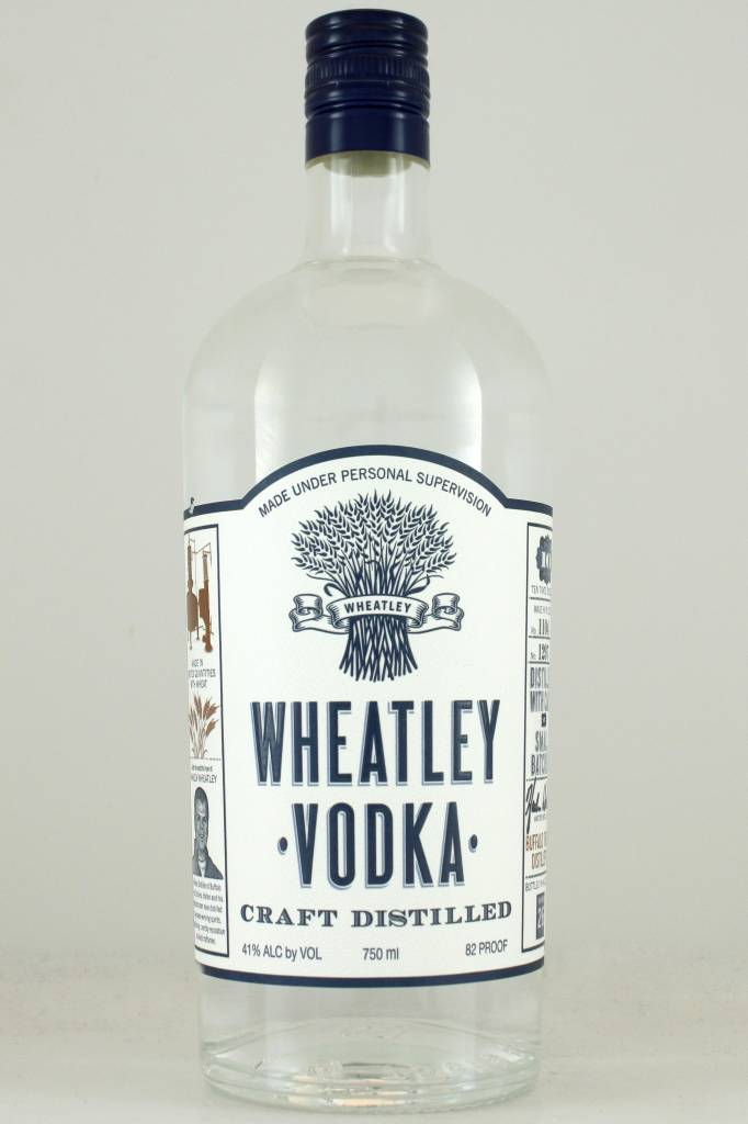 Wheatley Hand Crafted Vodka