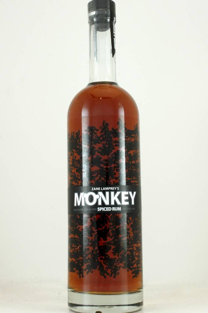 """Zane Lamprey's """"Monkey"""" Spiced Rum"""