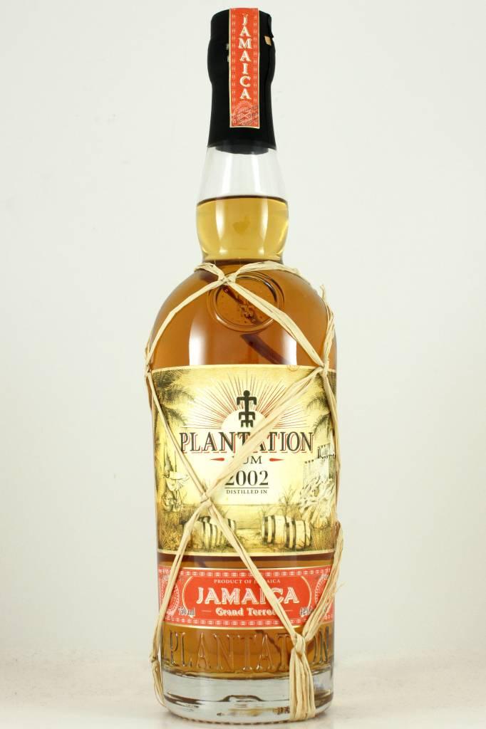 Plantation Jamaica Rum 2002 Aged 13 Years