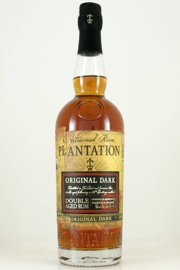 Plantation Artisanal Rum Original Dark Double Aged