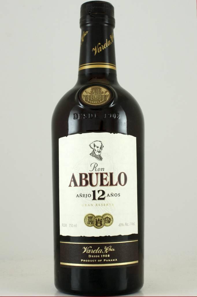 Ron Abuelo 12 Year Rum