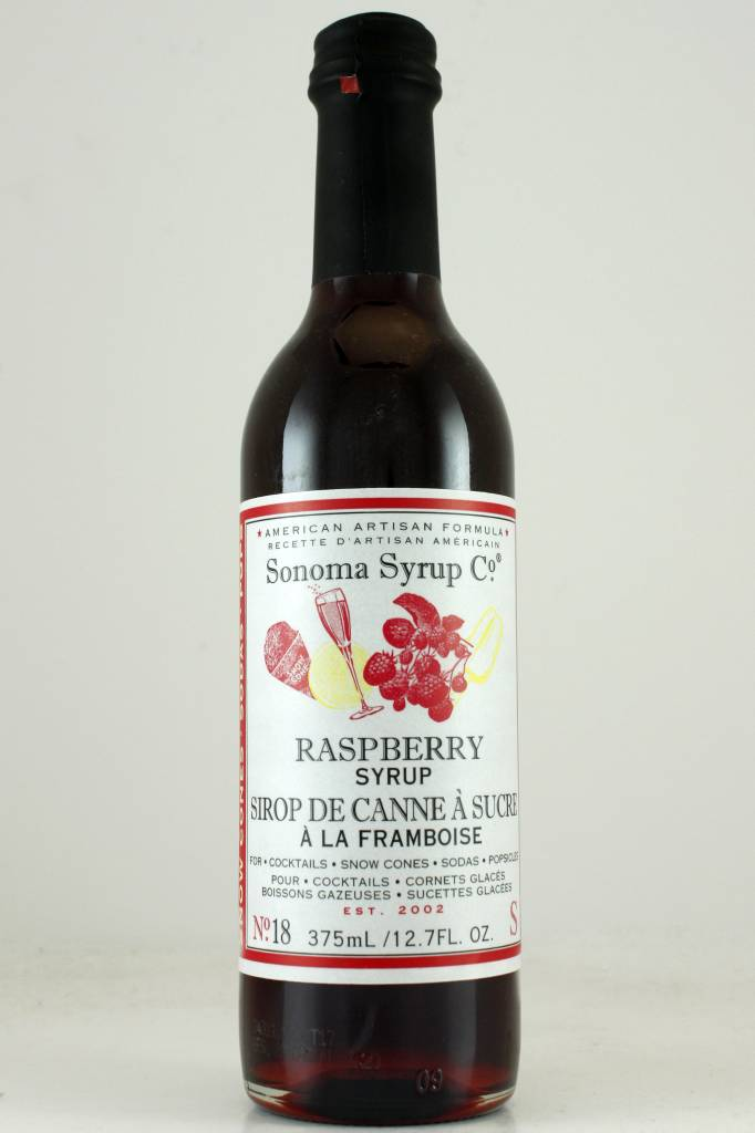 Sonoma Syrup Co. Raspberry Syrup