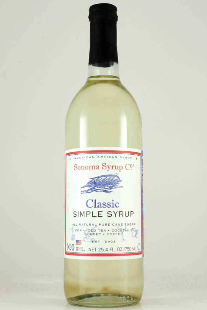 Sonoma Syrup Co. Classic Simple Syrup