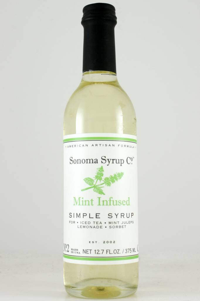 Sonoma Syrup Co. Mint Simple Syrup