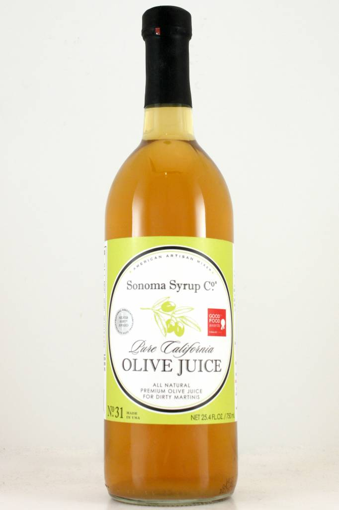 Sonoma Syrup Co. Olive Juice