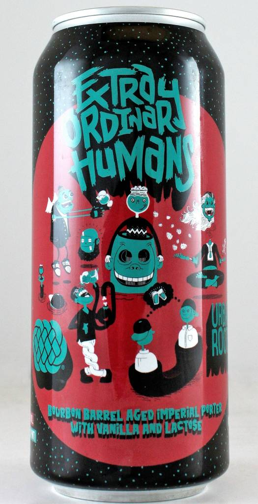 "Three Weav3rs ""Extraordinary Humans"" Imperial Porter"