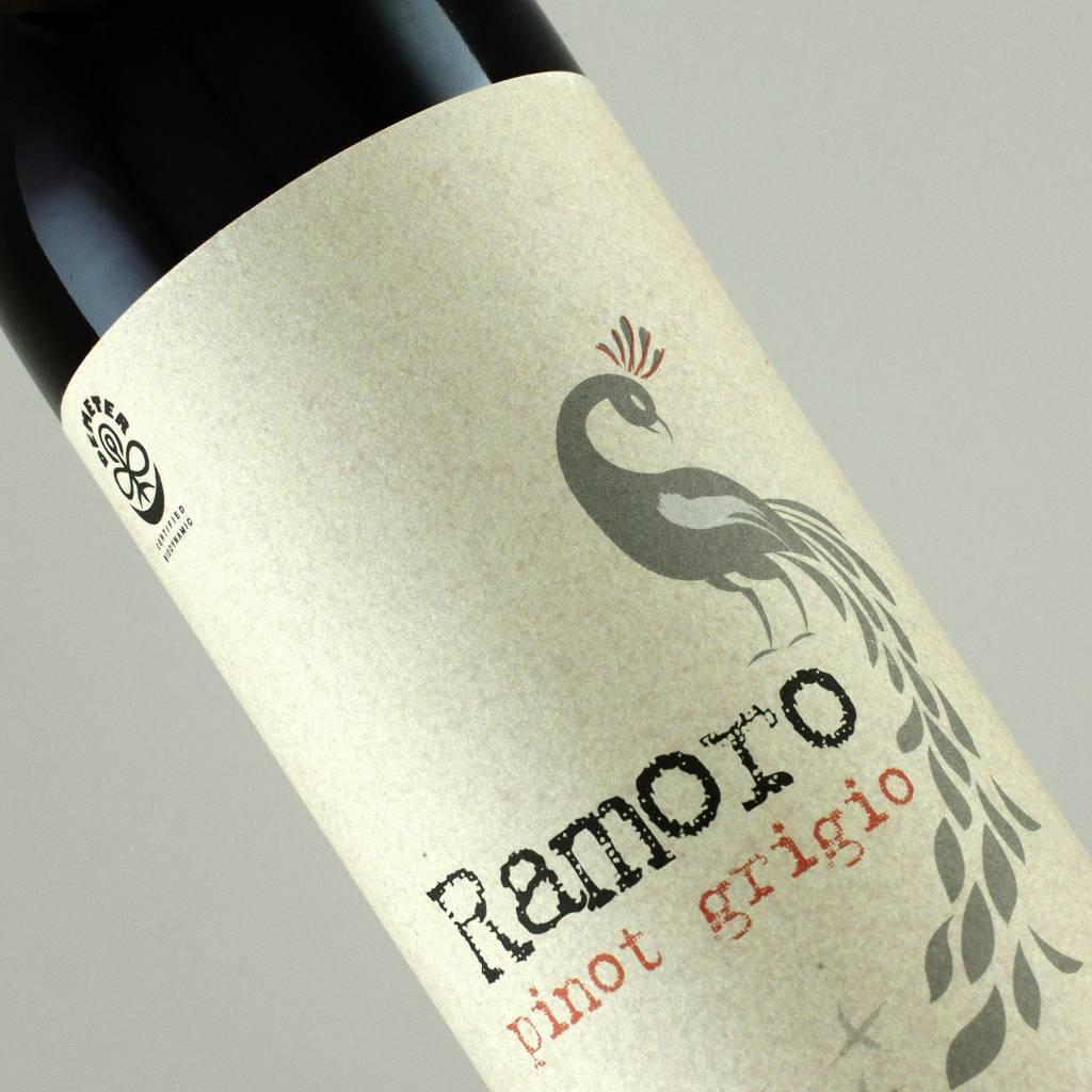 """Orsogna Lunaria 2017 Pinot Grigio """"Ramoro"""" Terre di Chieti, Abruzzo, Italy"""