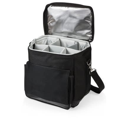 Picnic Time Cellar Cooler Tote--Six Bottle