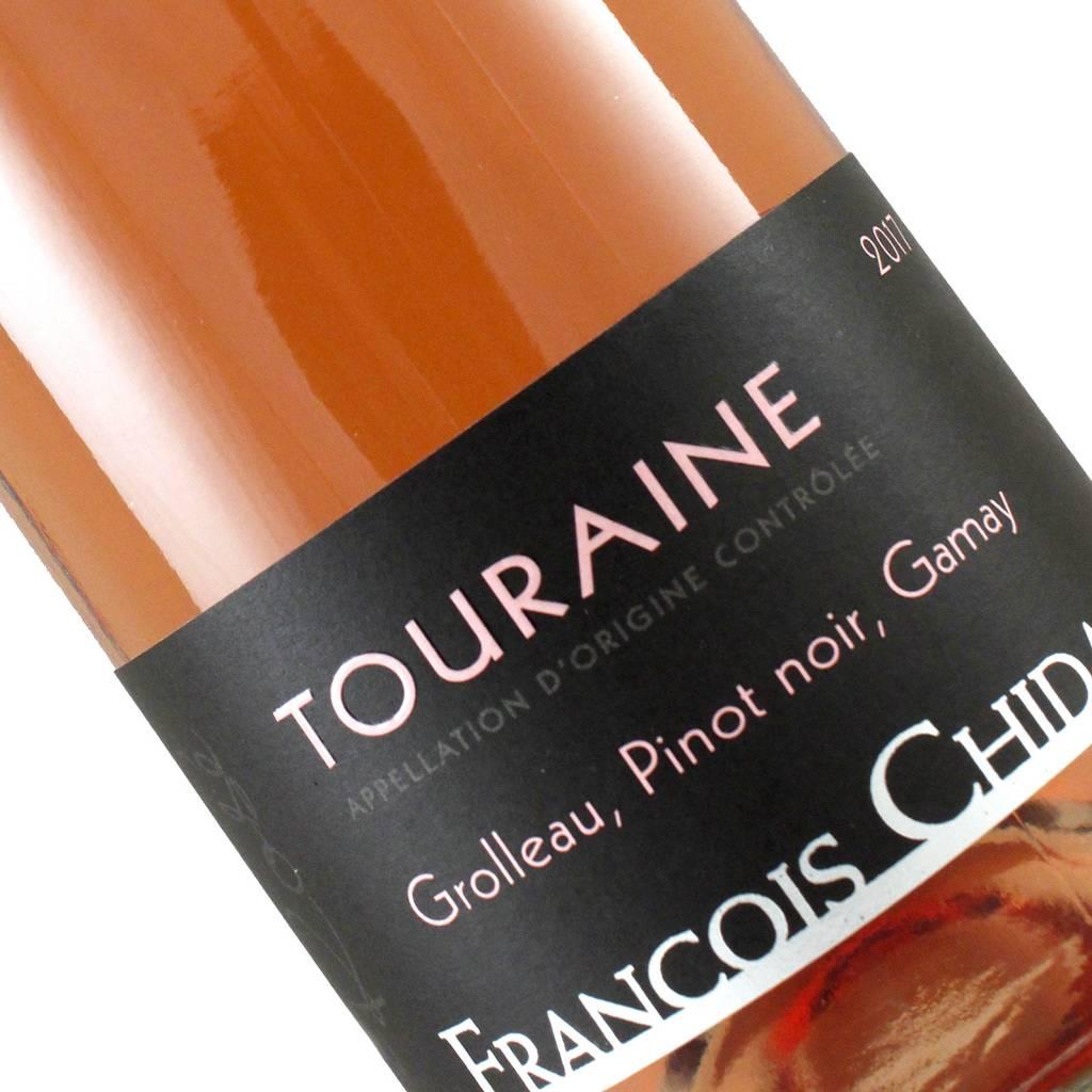 Francois Chidaine 2017 Touraine Rose, Loire Valley, France