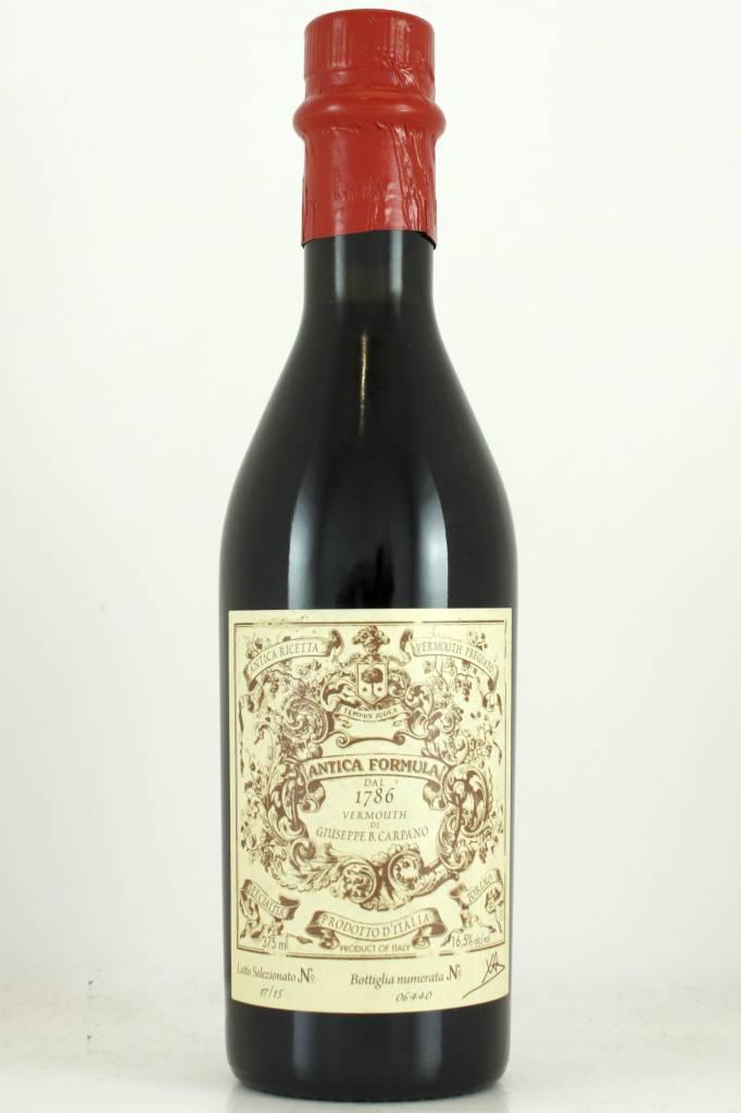 Giusepe Carpano Antica Formula - Half Bottle