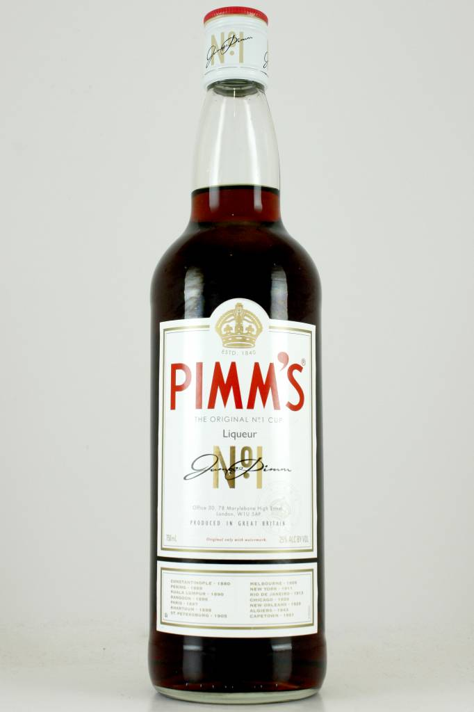 Pimm's Cup No. 1, England