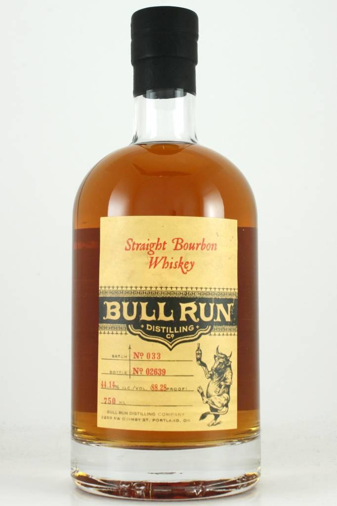 Bull Run Distilling Straight Bourbon Whiskey, Oregon