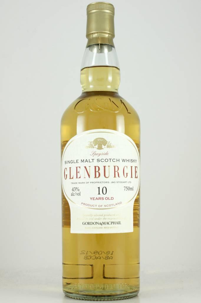 Gordon & MacPhail 10 Year Glenburgie Single Malt Scotch Whisky