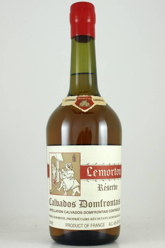 Lemorton Reserve Calvados Domfrontais