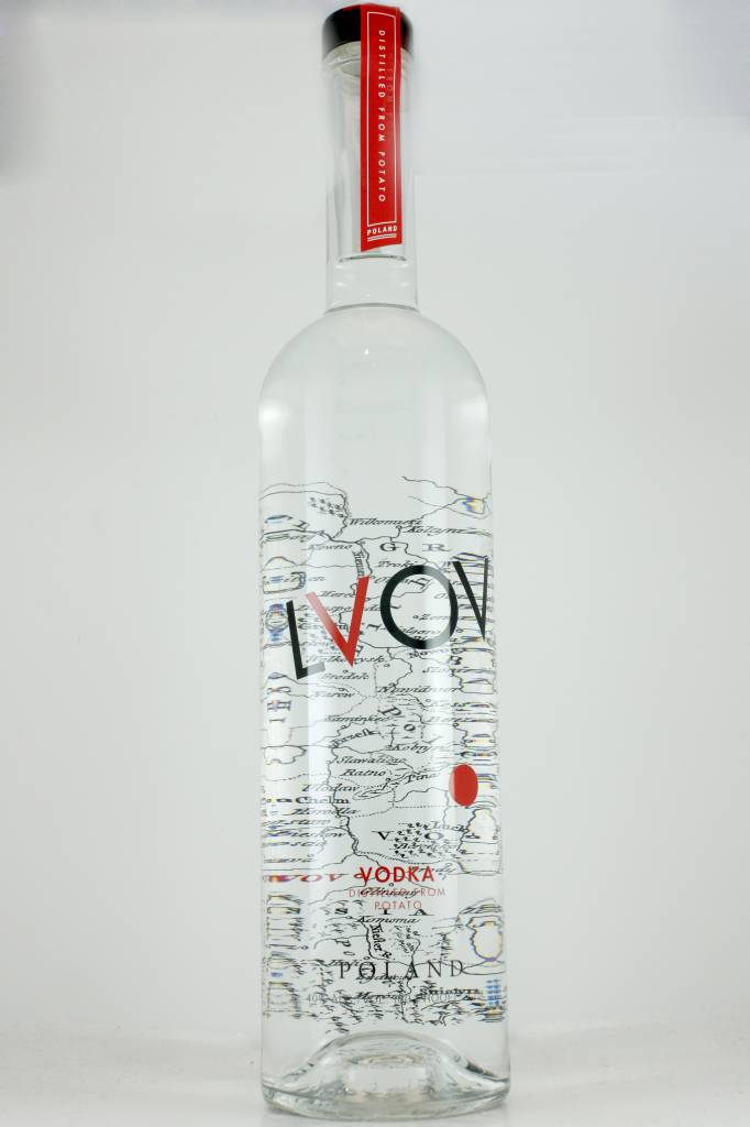 LVOV Polish Potato Vodka 1.75 liter