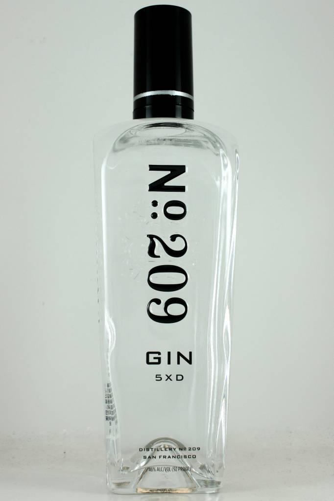 Distillery No. 209 Gin, San Francisco