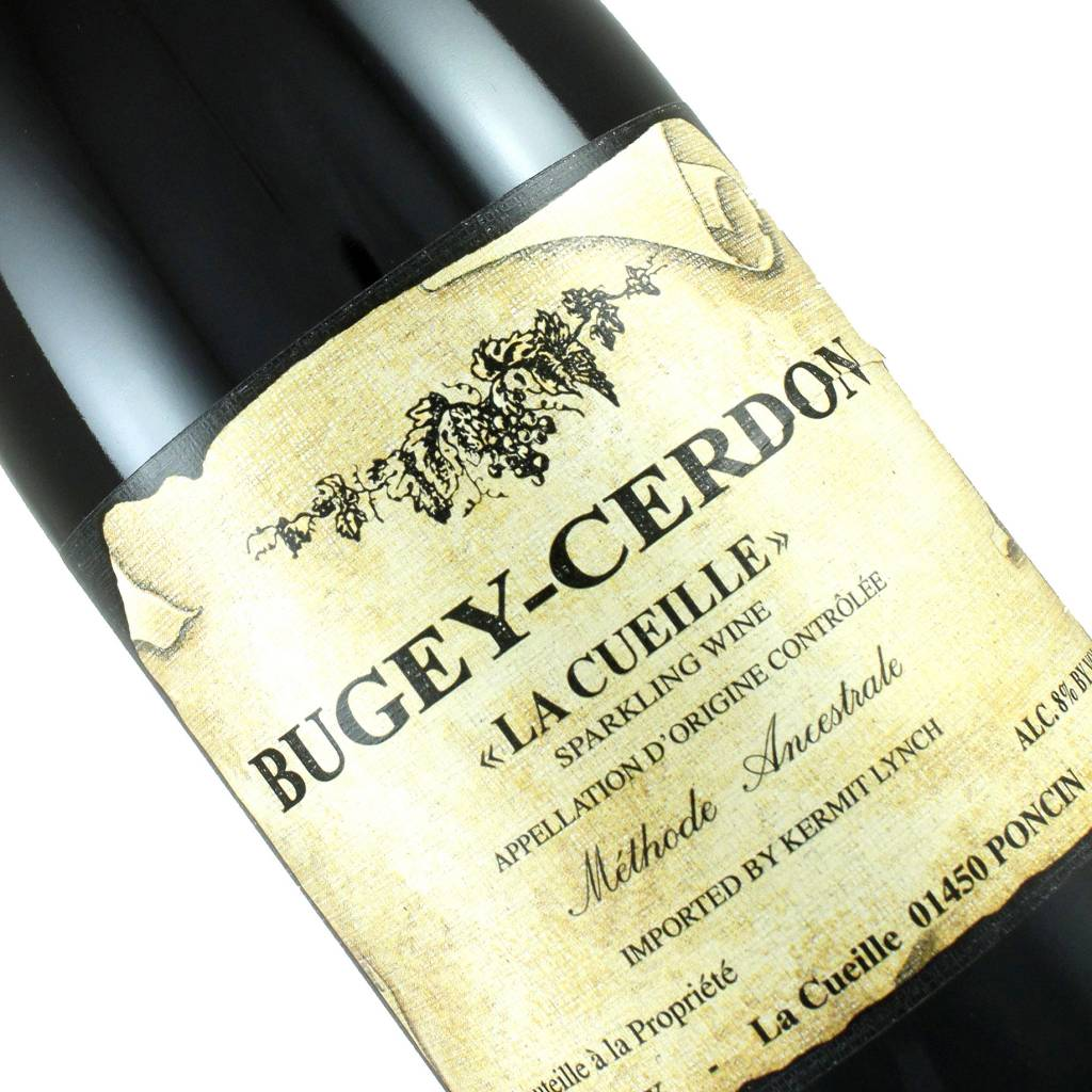 """Bottex N.V. Bugey-Cerdon Rose """"La Cueille"""" Sparkling Wine, France"""