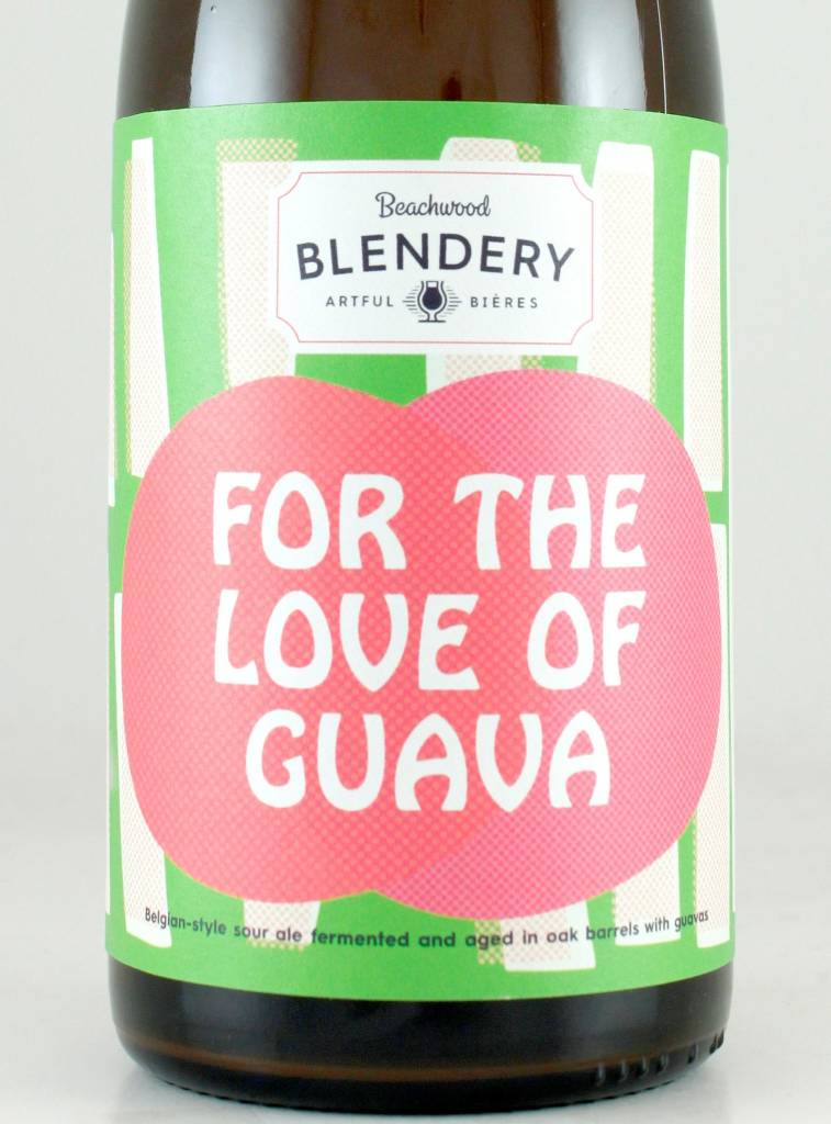"Beachwood Blendery ""For the Love of Guava"" Sour"