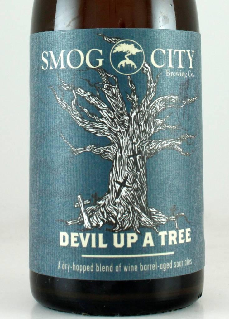 "Smog City Brewing ""Devil Up A Tree"" Sour"