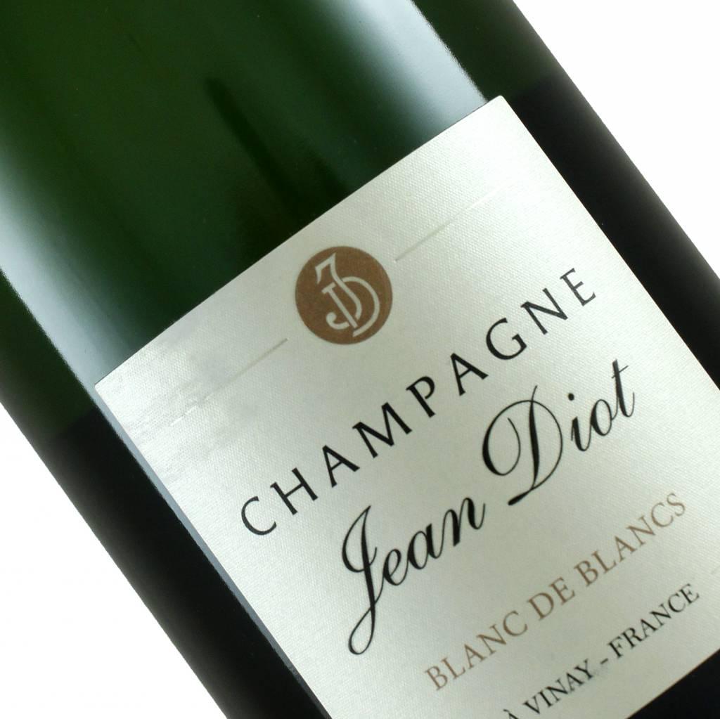Jean Diot N.V. Blanc De Blancs, Vinay, Champagne, France