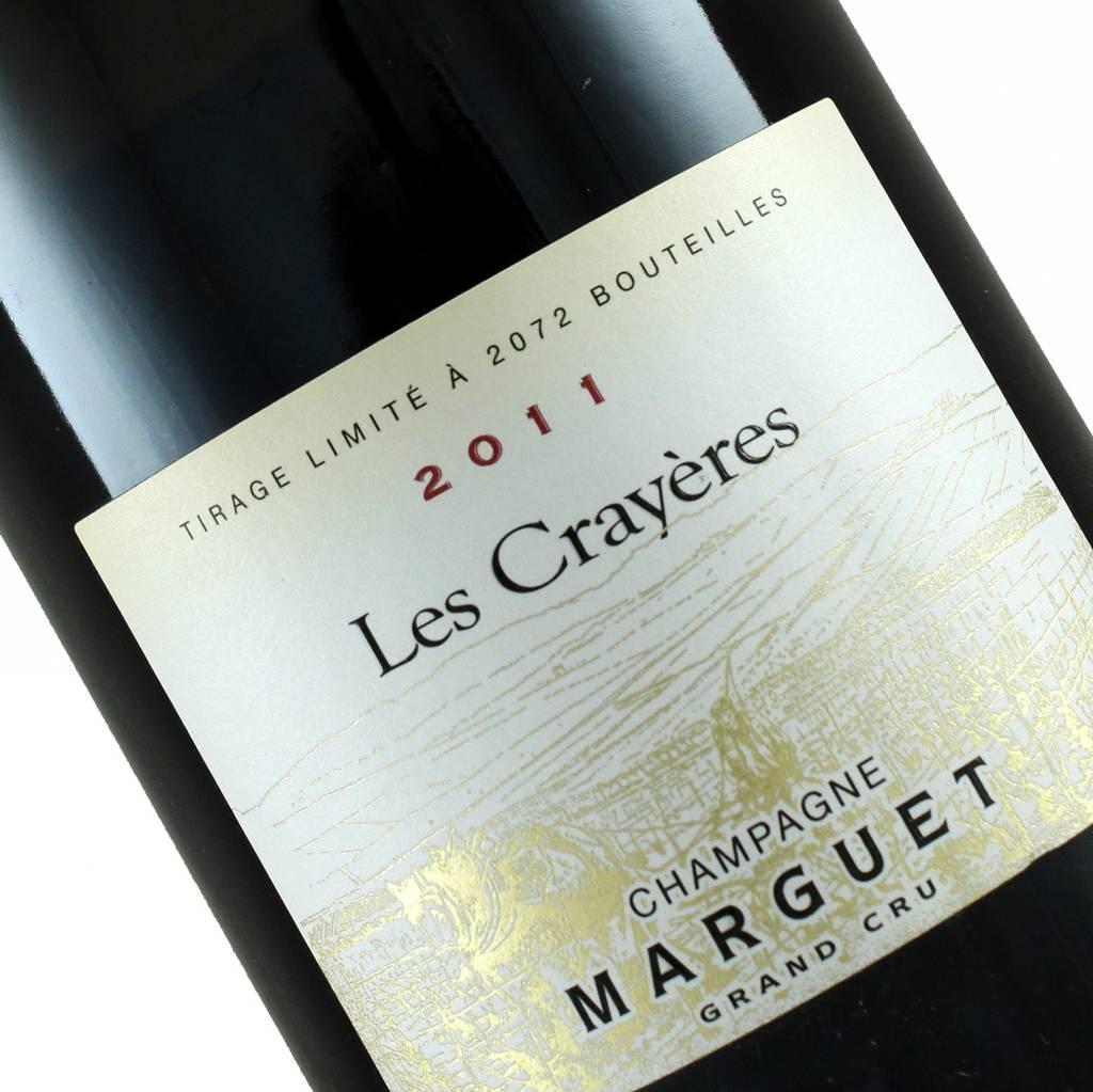Marguet 2011 Les Crayeres Grand Cru Extra Brut Champagne, France