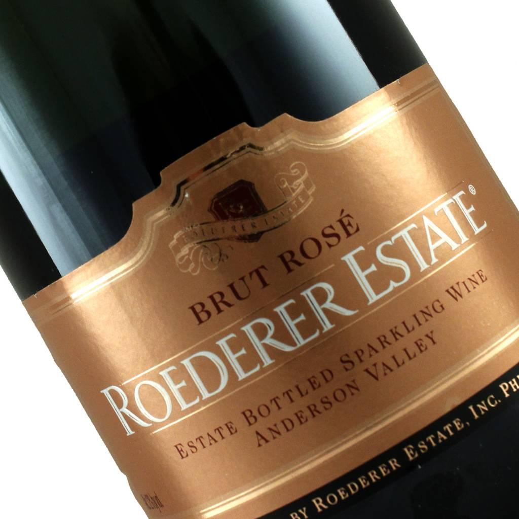Roederer Estate N.V. Brut Rose Sparkling Wine, Anderson Valley, Mendocino, California