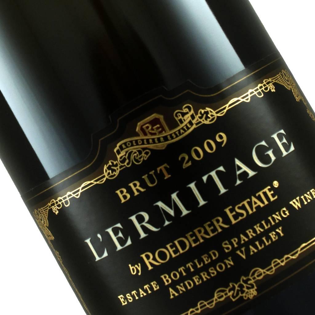 Roederer Estate 2009 L'Ermitage Brut Sparkling Wine, Anderson Valley, California