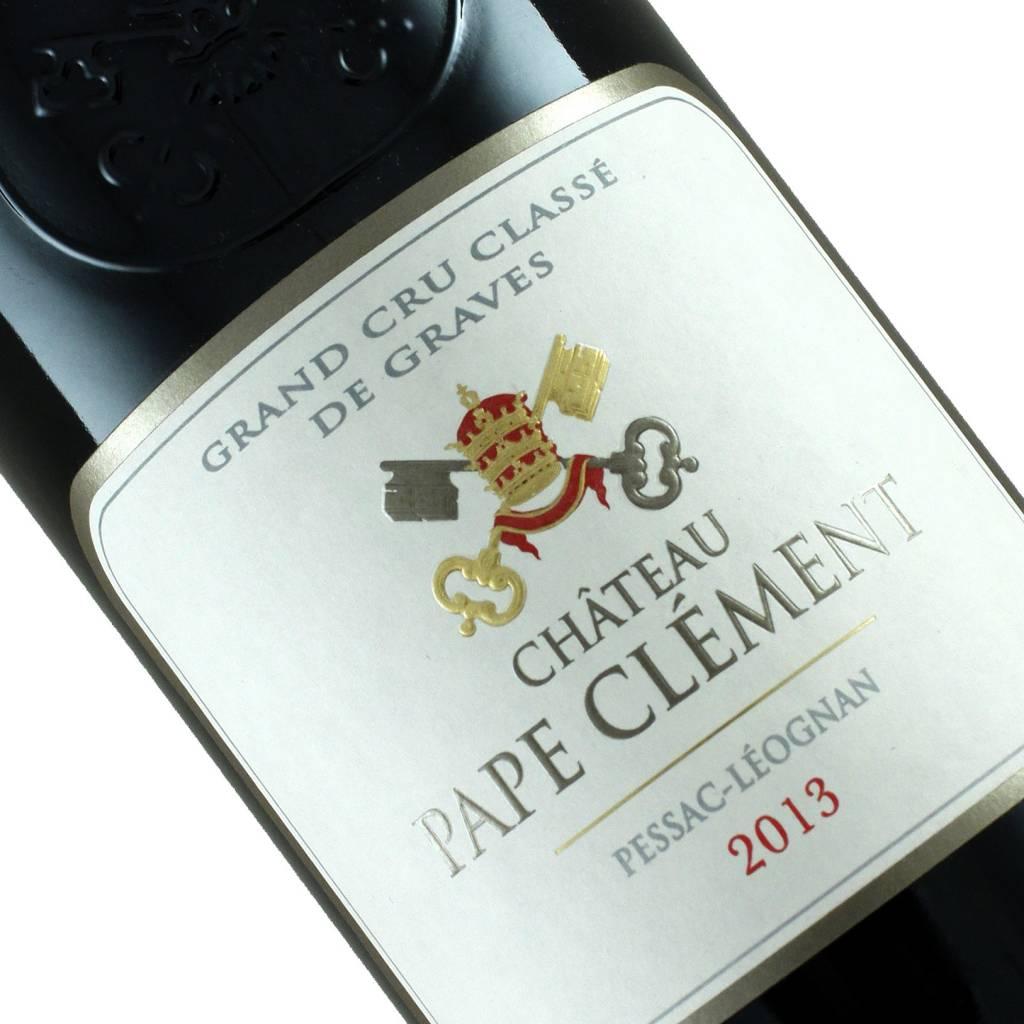 Chateau Pape Clement 2013 Pessac-Leognan Grand Cru Bordeaux