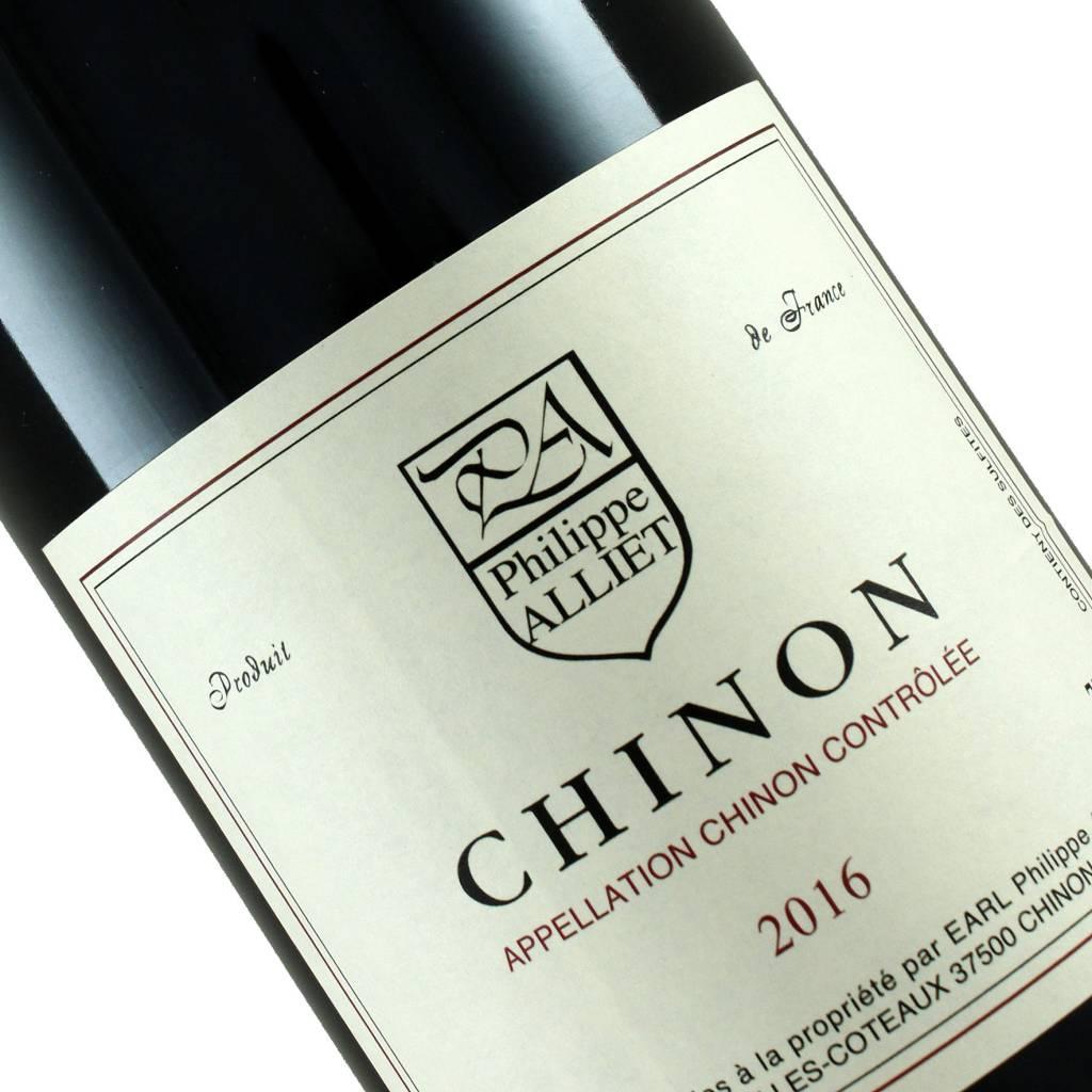 Philippe Alliet 2016 Chinon, Loire Valley