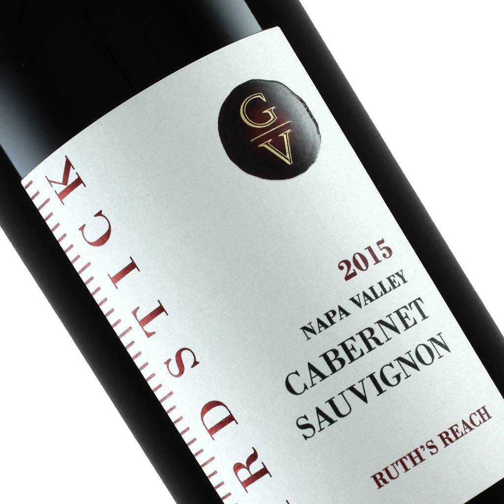 "Yardstick 2015 Cabernet Sauvignon ""Ruth's Reach"" Napa Valley"
