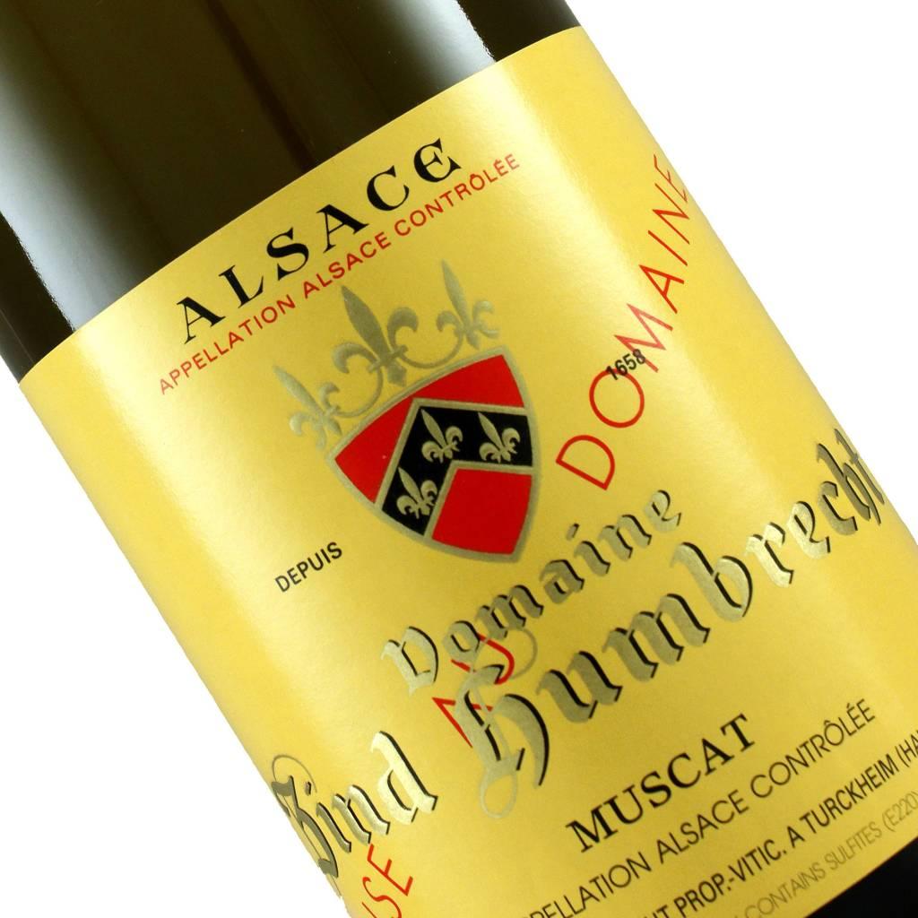 Domaine Zind-Humbrecht 2013 Muscat, Alsace