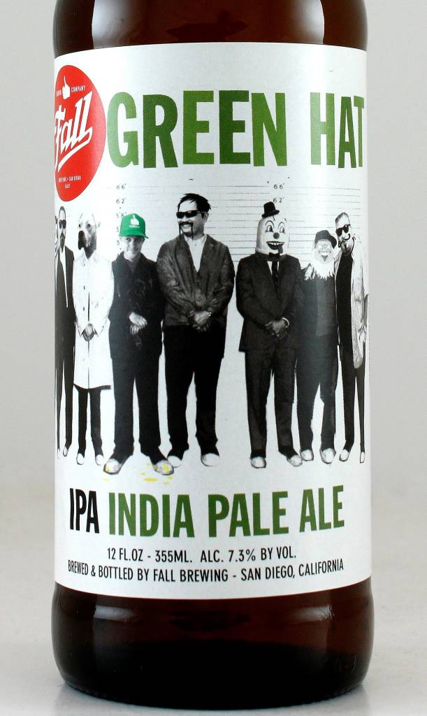 "Fall Brewing ""Green Hat IPA"""