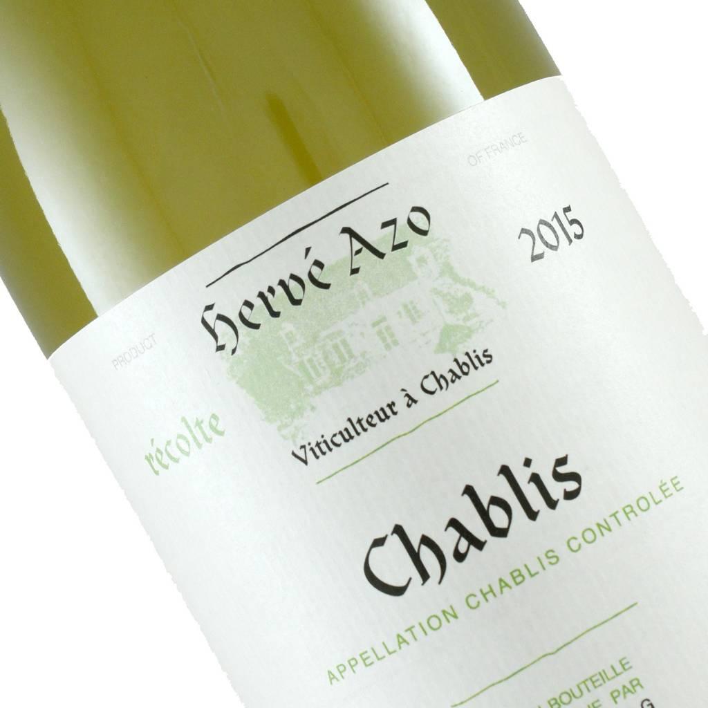 Herve Azo 2015 Chablis, Burgundy