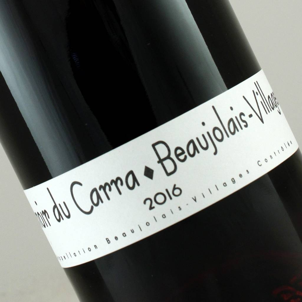 Manoir du Carra 2016 Beaujolais-Villages