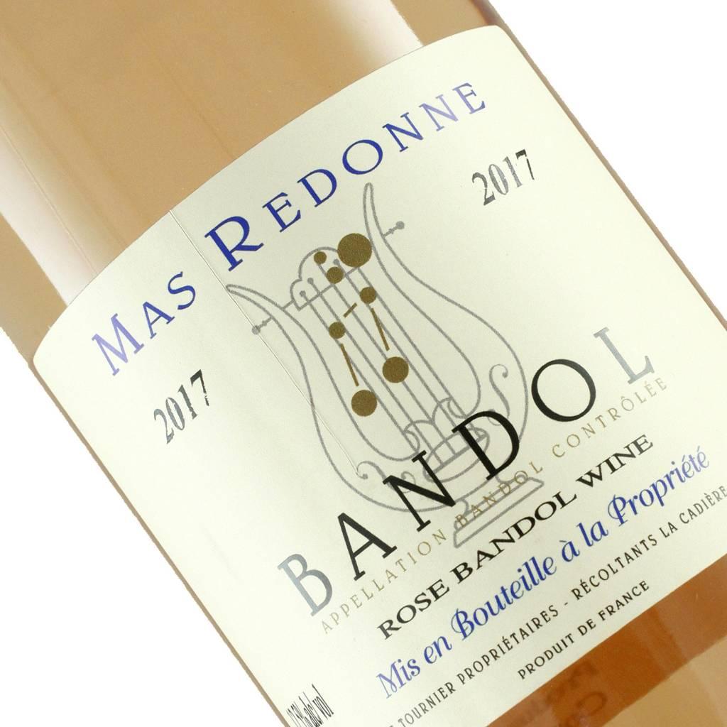 Mas Redonne 2017 Bandol Rose