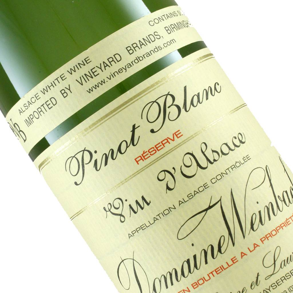 Domaine Weinbach 2015 Pinot Blanc, Alsace