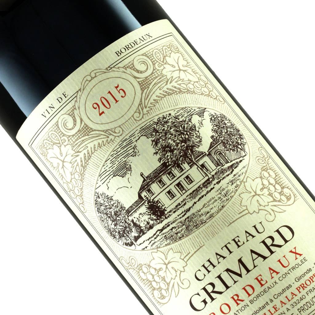 Chateau Grimard 2015 Bordeaux