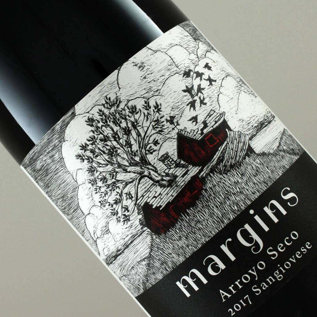 Margins 2017 Sangiovese Arroyo Seco