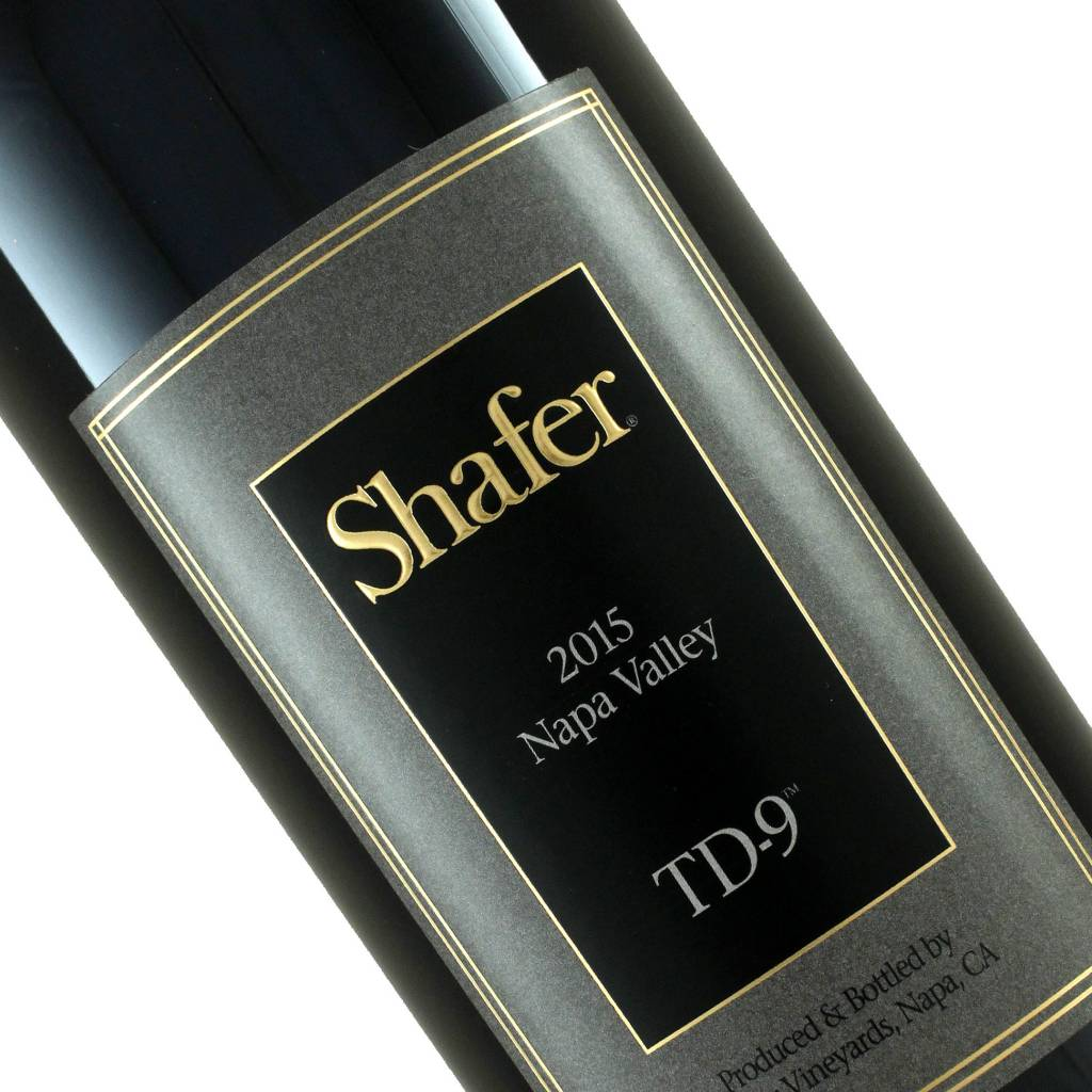 "Shafer 2015 ""TD-9"" Red Blend Napa Valley"