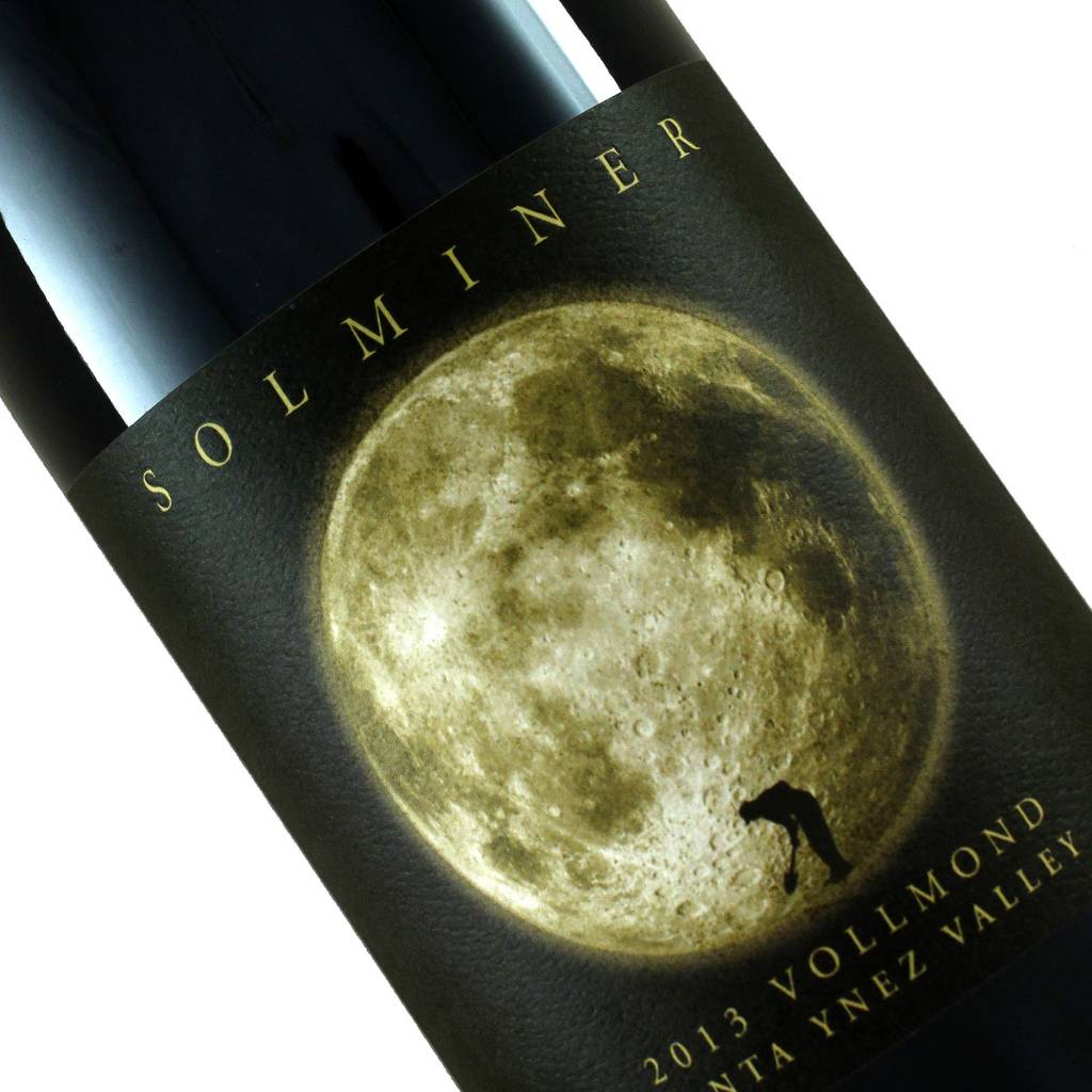 "Solminer 2013 Red Blend ""Vollmond"" Santa Ynez Valley"