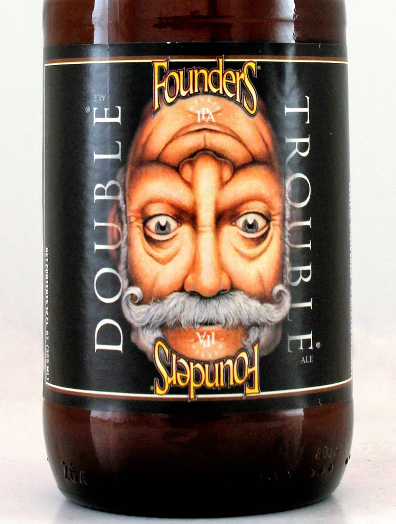 "Founders Brewing ""Double Trouble"" Imperial IPA"