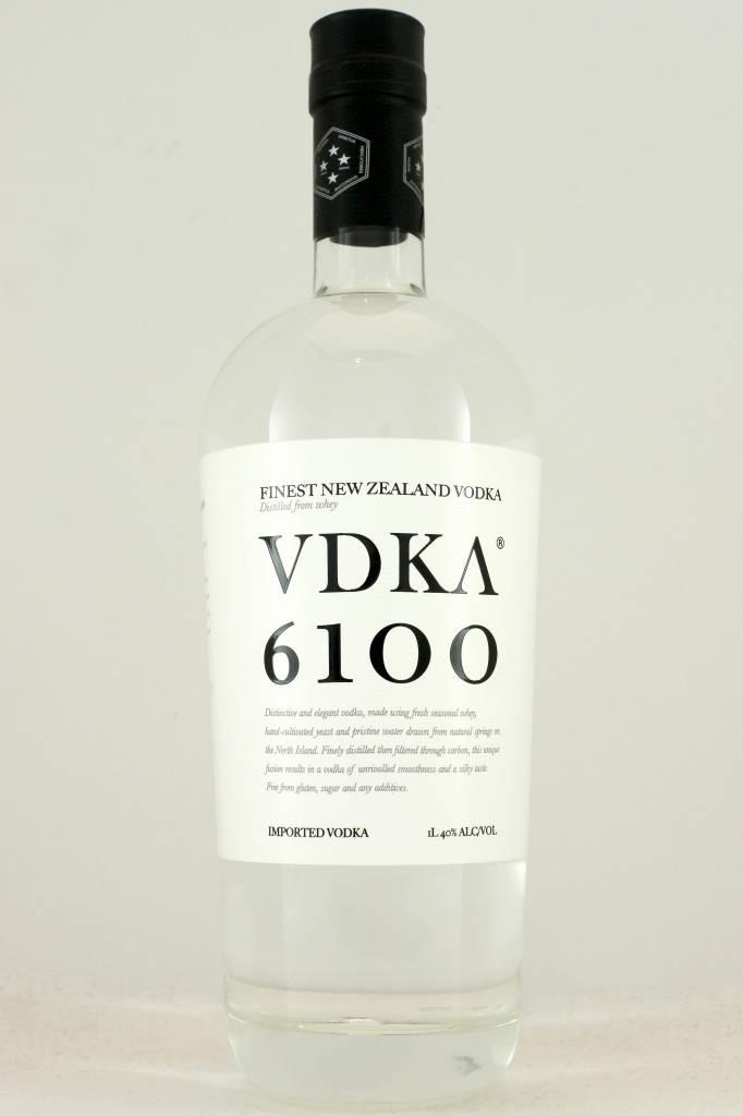VDKA 6100 Vodka New Zealand