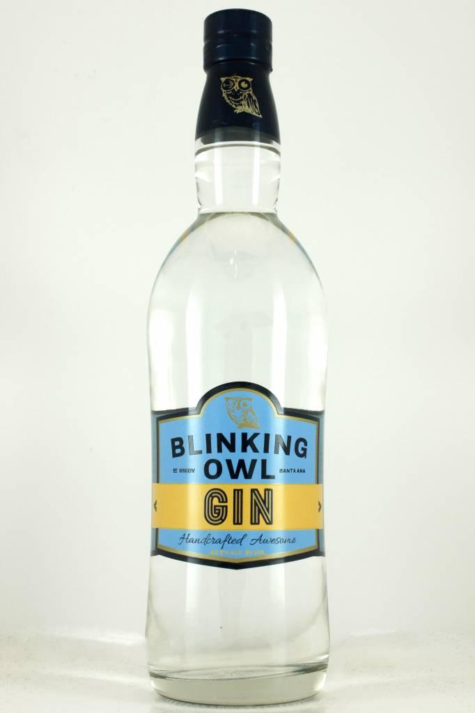 Blinking Owl Gin Handcrafted, Santa Ana