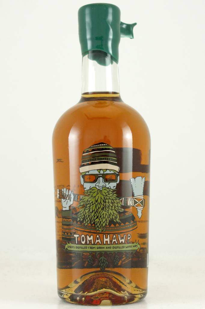 Seven Stills Tomahawp Whiskey 375ml