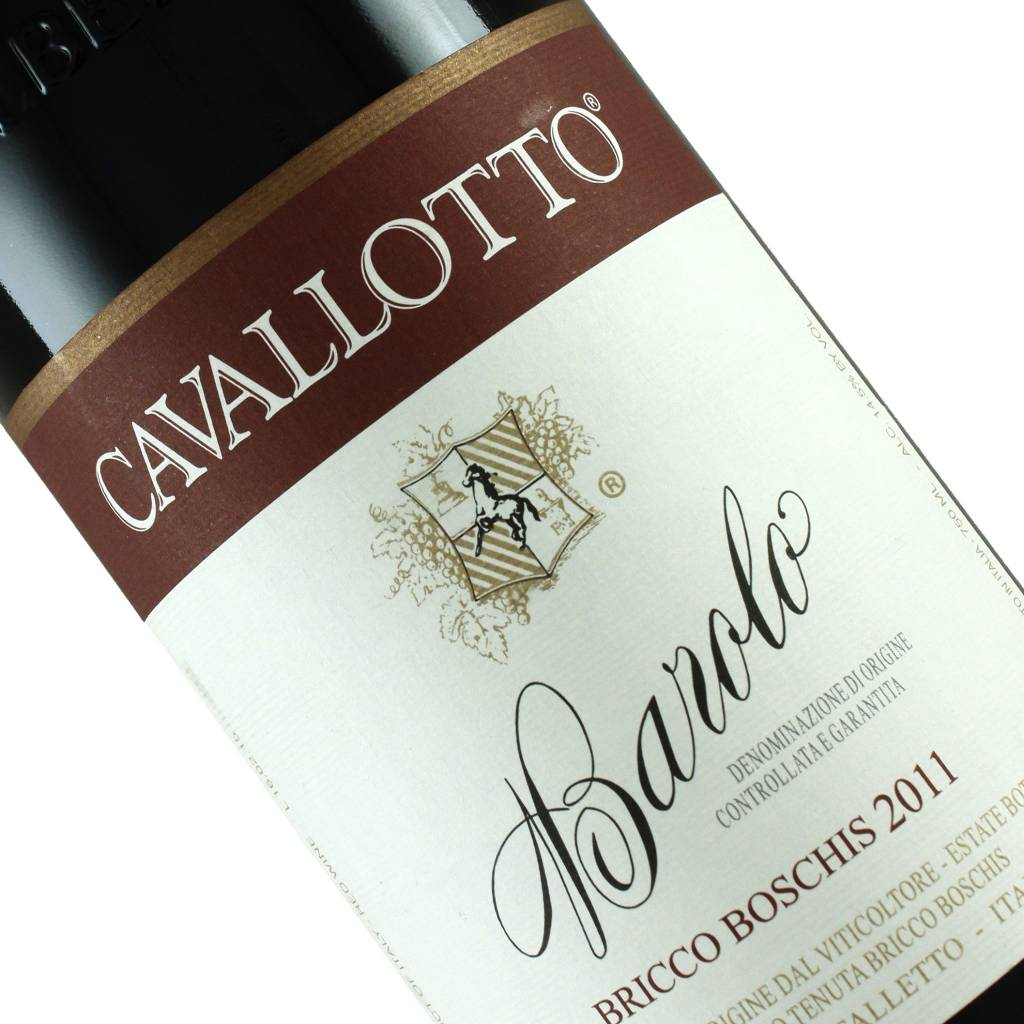 Cavallotto 2011 Barolo Bricco Boschis, Piedmont