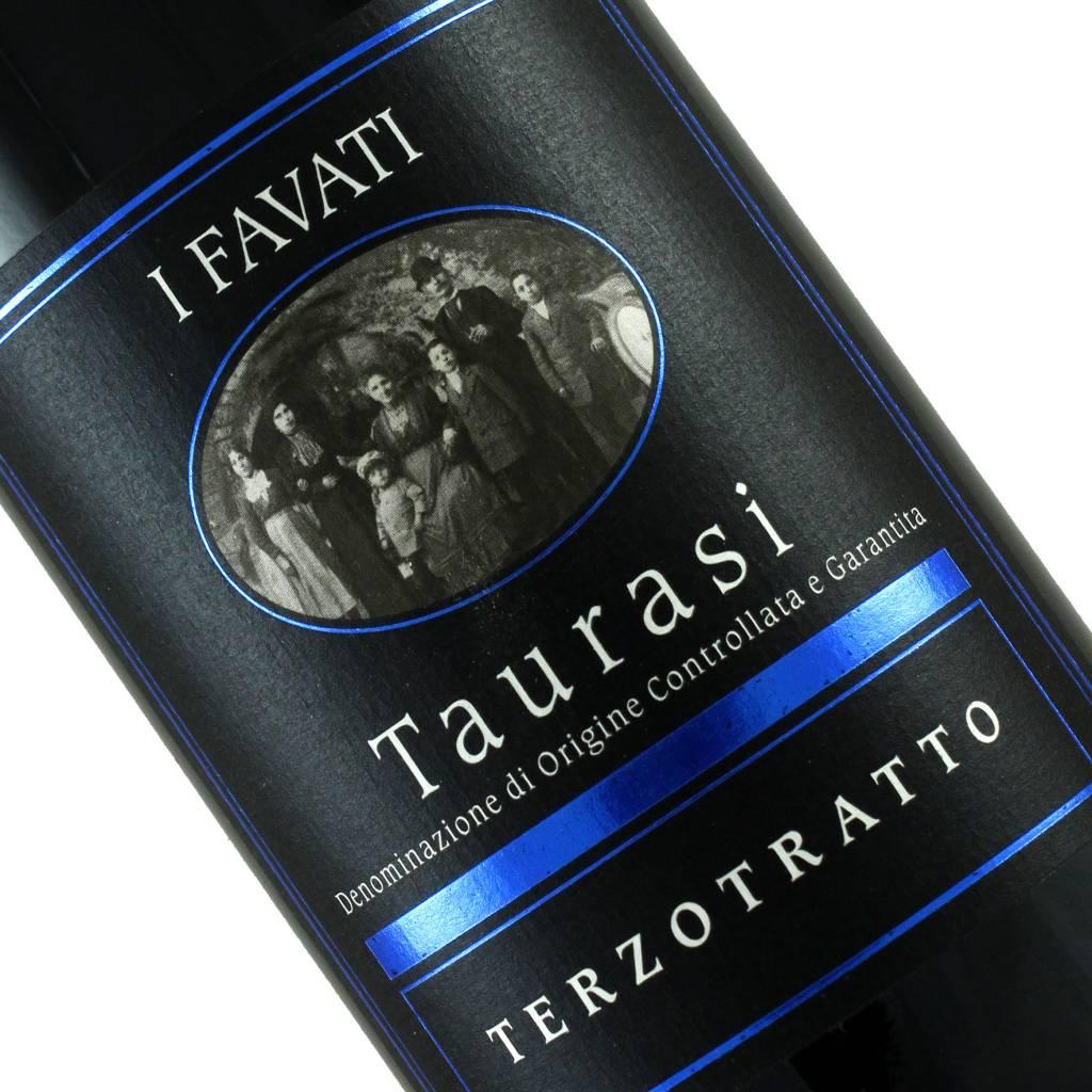 I Favati 2008 Terzotratto Taurasi