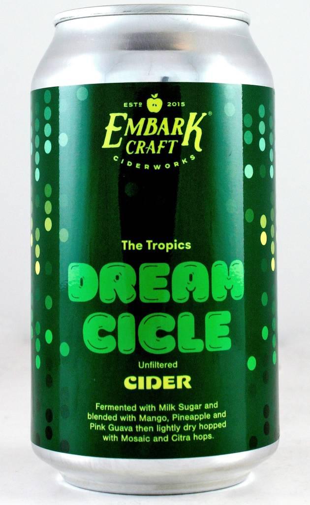 "Embark Craft Ciderworks ""Tropics Dreamcicle"""