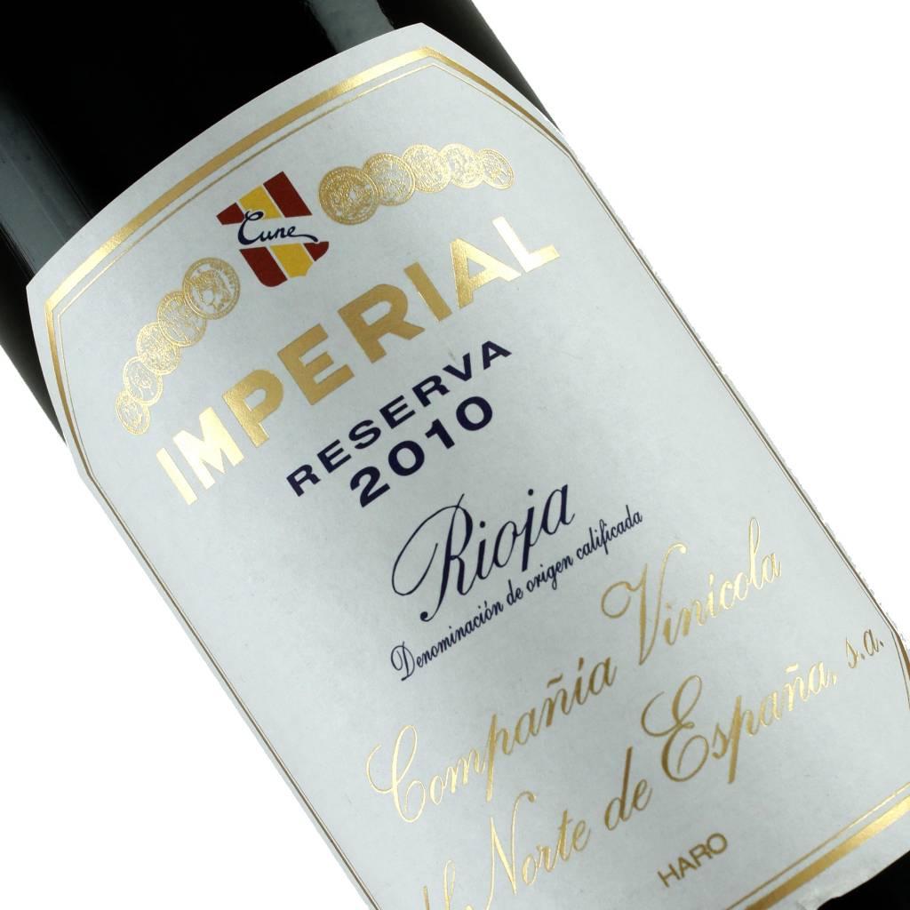 Cune 2010 Imperial Reserva Rioja, Spain
