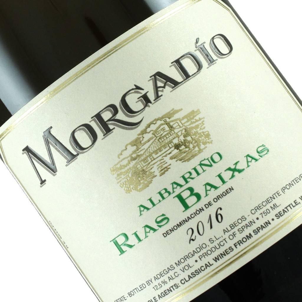 Morgadio 2016 Albariño, Rias Baixas, Galicia, Spain