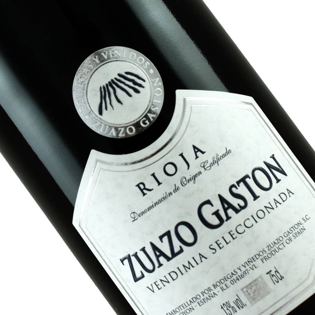 Zuazo Gaston 2015 Rioja Vendimia Seleccionada, Spain
